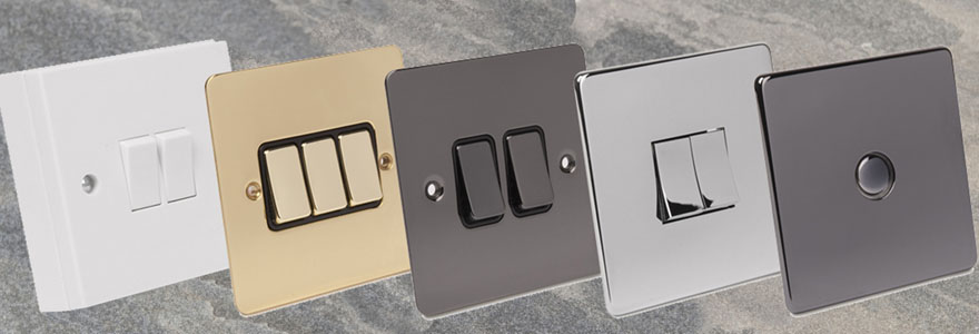 Create your own wireless wall switches...